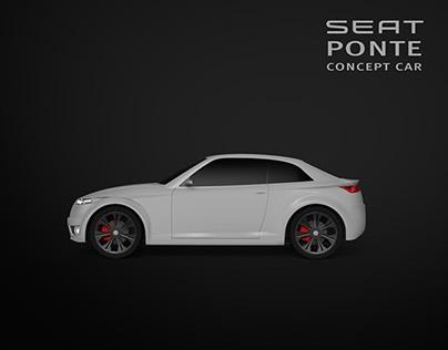 SEAT PONTE - My world, my car. Del interior al futuro.