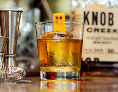 Vox Creative - Knob Creek