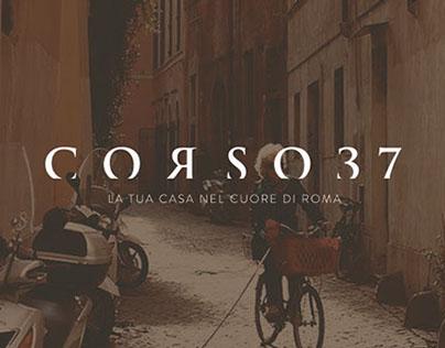 Corso 37 - Brand Identity