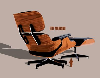 Girl • Chair Series II