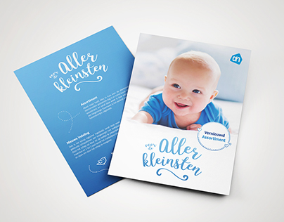 Baby flyer - Albert Heijn