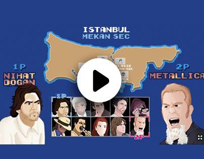Nihat Doğan / Queen Dinletio Düello Viral