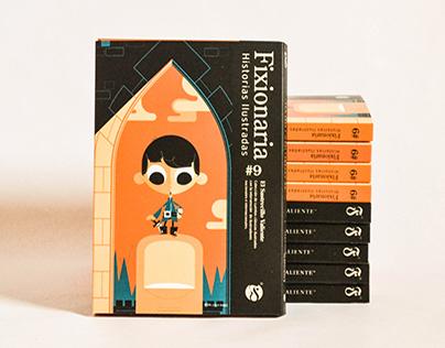 9° Edición Fixionaria Historias Ilustradas