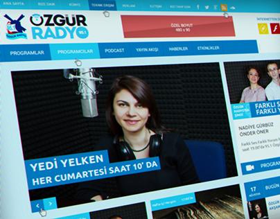 ozgurradyo.com / 95.1 Özgür Radyo