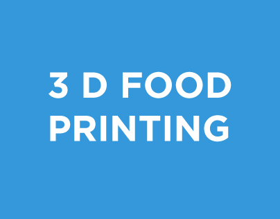 OzCHI24 2014: Design for food printing