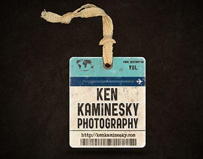 Ken Kaminesky Brand Identity