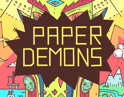 PAPER DEMONS