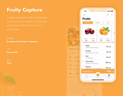 Fruity Capture