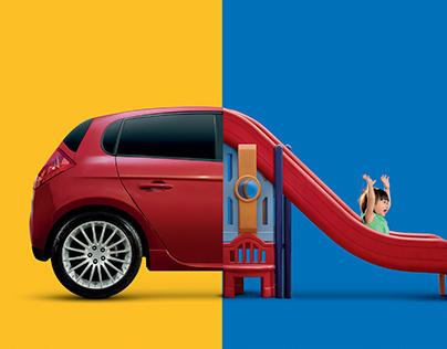 Esso Fuel Quality Ads