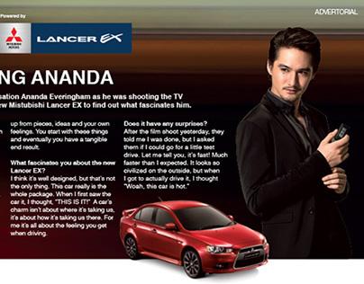 Fascinating Lancer EX