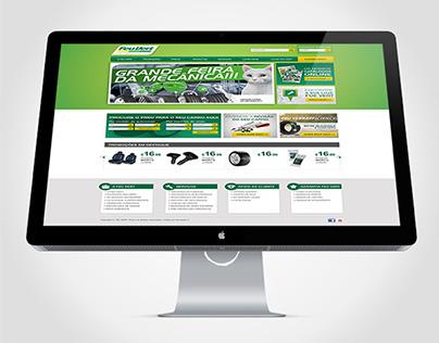 Feu Vert website proposal