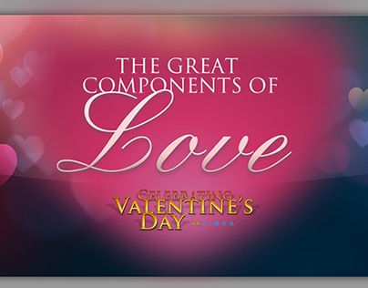The Great Components of Love | Infographic