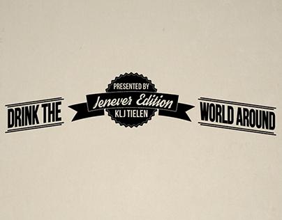Drink the world around - Jenever Edition