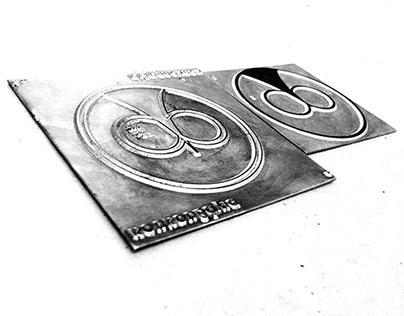 Koukouvagia (owl) bar - Handmade professional cards