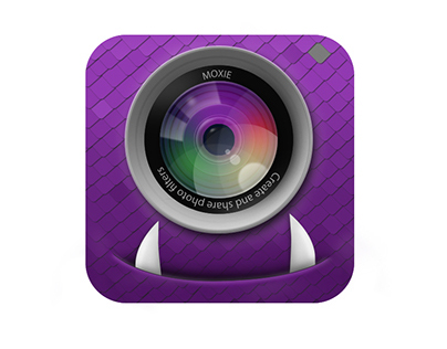 Moxie iPhone App Logo