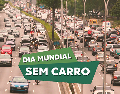 Dia Mundia Sem Carro 2020 - Senac Lapa Tito SP