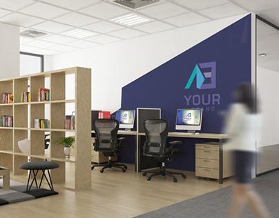 Office Branding Mockup on Behance