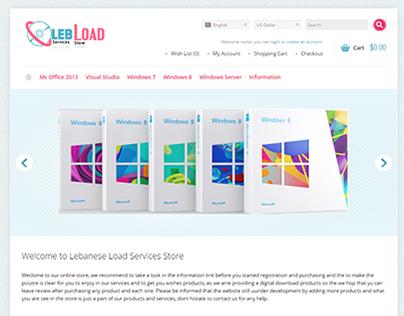 Lebanese Load Store