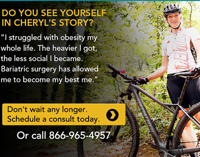 Carolinas HealthCare System | Bariatric Campaign