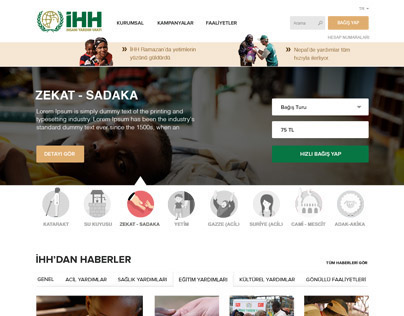 IHH / User Interface