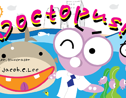 Doctopus! picture book
