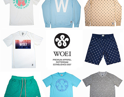 WOEI SPRING SUMMER COLLECTION