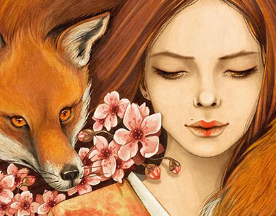 Red Fox - Totem -
