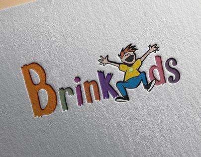 BRINKIDS - Logo design 2010