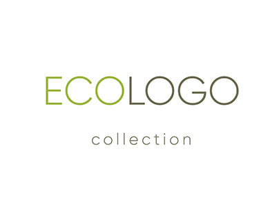 Logos for ecological, organic & vegetarian projects