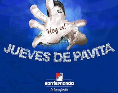 Tema libre: Jueves de Pavita