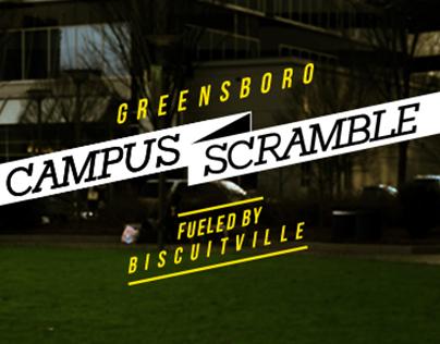 Biscuitville Campus Scramble