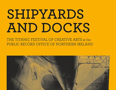 Titanic Shipyard Promotional Material