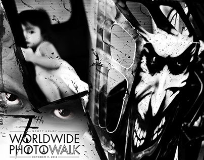 Scott Kelby's 7th Annual Worldwide Photo Walk™ 2014