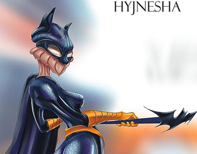 batwoman - catwoman