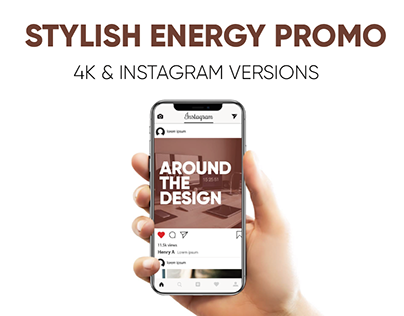 STYLIS ENERGY PROMO (AE TEMPLATE)
