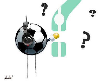 'El fútbol en cueros' UAM - EL PAÍS