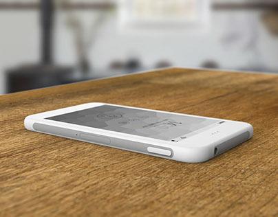 eInk CellPhone