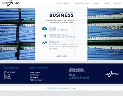 OSI Matrix Website