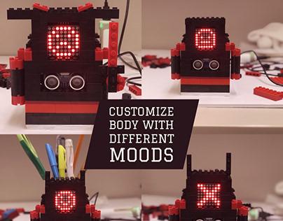 Mooduino- Your moody desk companion