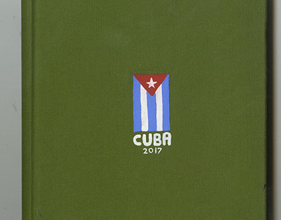 Cuba 2017 - Sketchbook