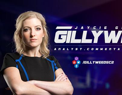 Jaycie Gluck (Gillyweed) Twitter Banner