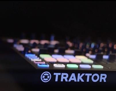 TRAKTOR KONTROL S8
