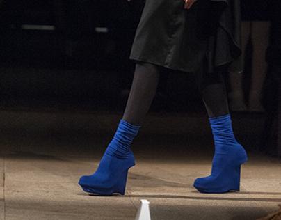 Collection of Shoes for Hana Zarubova's IFORM