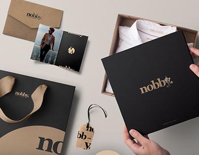 Nobby Retail Store Branding