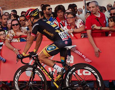 Vuelta wildcard for South African MTN Qhubeka.