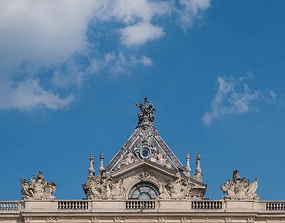 Architectural Portfolio - France