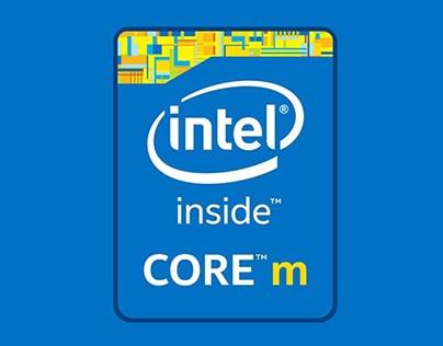 Core™ M: Launch & Landing Page