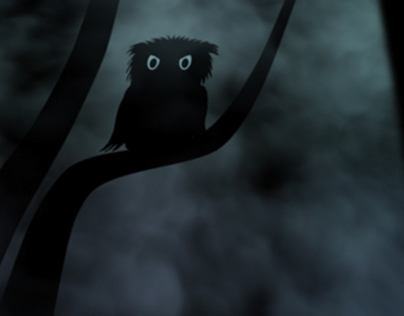 ANIMATION - In the Dark Woods