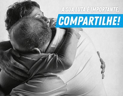 Campanha #ALutaÉDeTodos | Institucional - Zoomfoccus