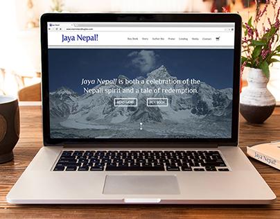 JAYA NEPAL! NOVEL WEBSITE